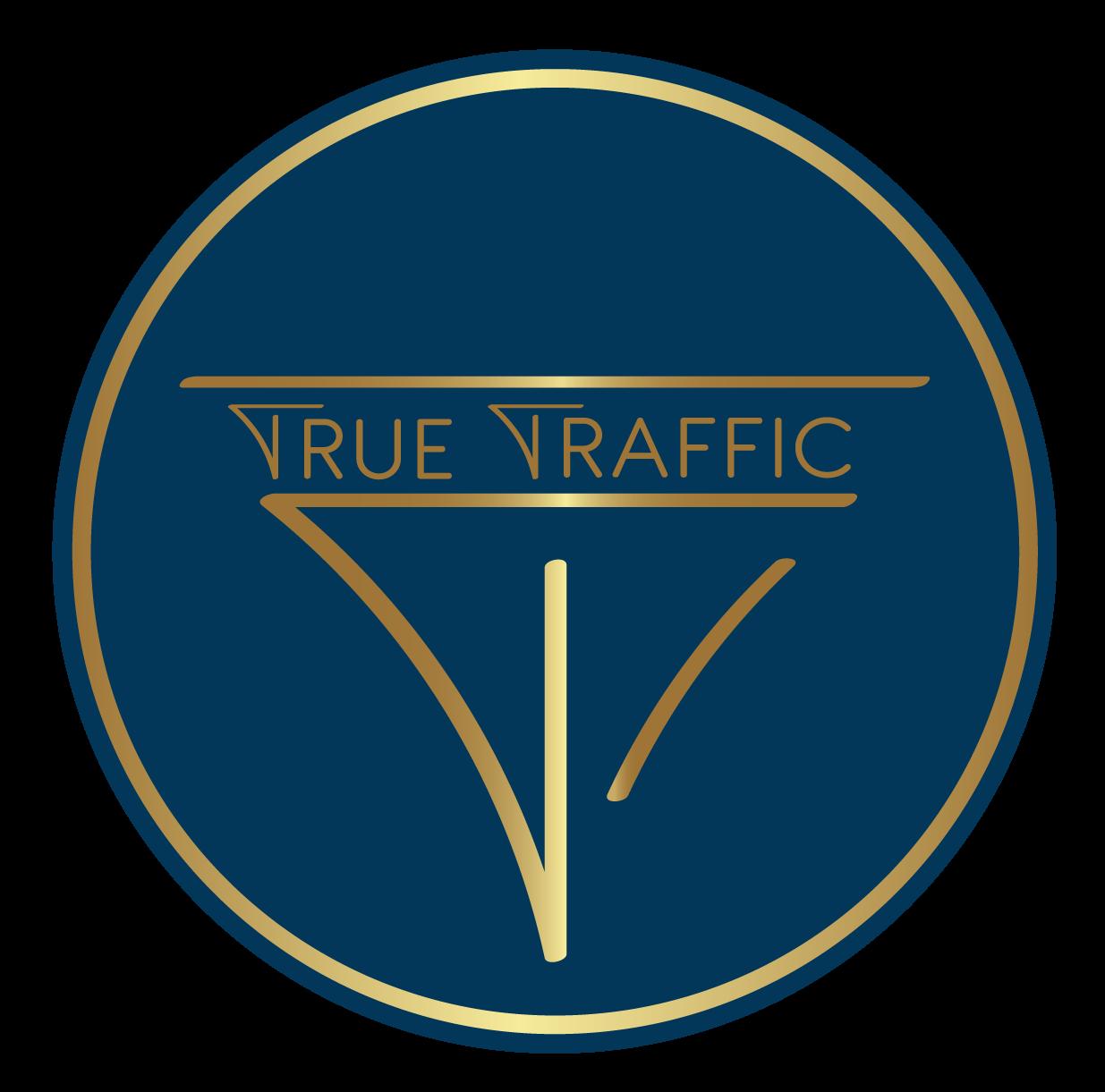 logo true traffic agencia