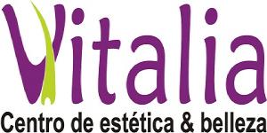 Logo Vitalia para marketing digital