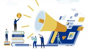 plan de marketing digital con estrategia de funnel