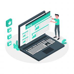 crear un blog de marketing digital y publicidad online